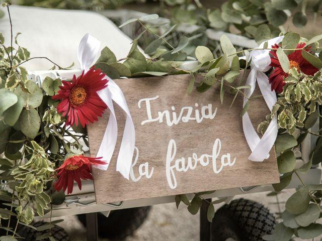 Il matrimonio di Silvia e Stefano a Mentana, Roma 11