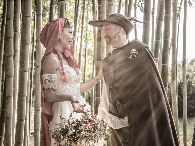 Il matrimonio di Silvia e Stefano a Mentana, Roma 2