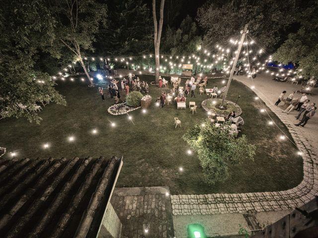 Il matrimonio di Silvia e Stefano a Mentana, Roma 34
