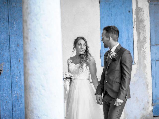 Il matrimonio di Giulia e Richard a Piazzola sul Brenta, Padova 1