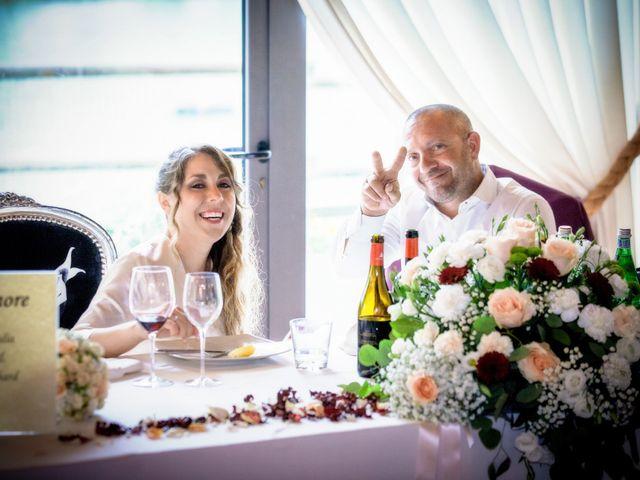 Il matrimonio di Giulia e Richard a Piazzola sul Brenta, Padova 19