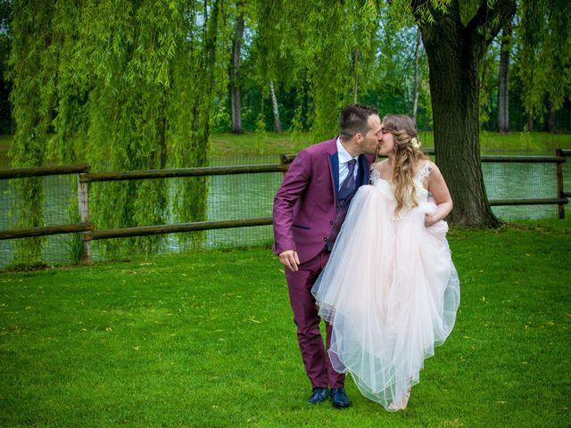Il matrimonio di Giulia e Richard a Piazzola sul Brenta, Padova 21