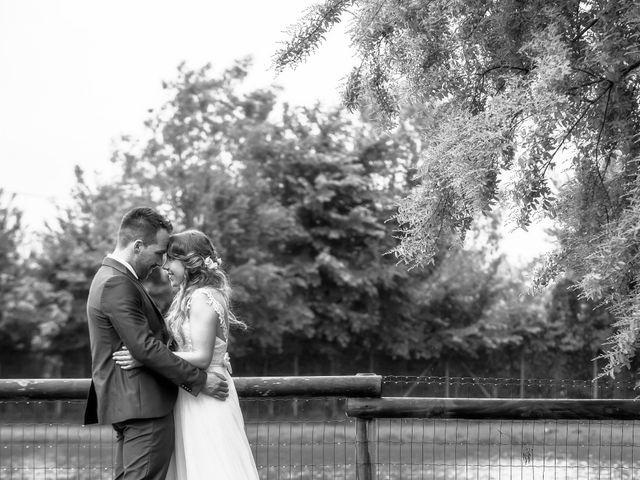 Il matrimonio di Giulia e Richard a Piazzola sul Brenta, Padova 22