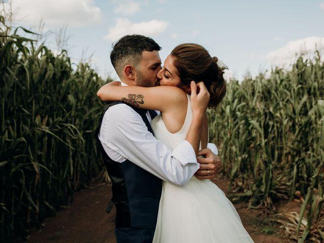 Le nozze di Simone e Benedetta