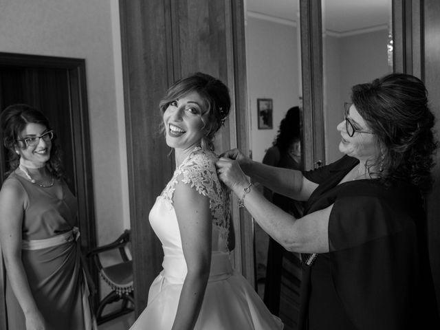 Il matrimonio di Sonia e Riccardo a Fontanarosa, Avellino 18