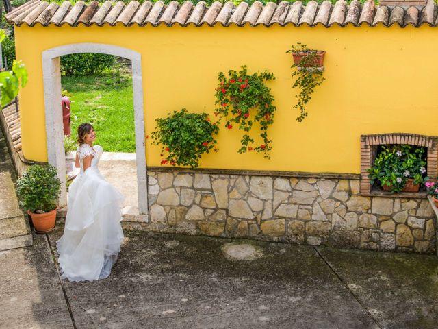 Il matrimonio di Sonia e Riccardo a Fontanarosa, Avellino 30