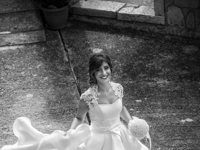 Il matrimonio di Sonia e Riccardo a Fontanarosa, Avellino 31