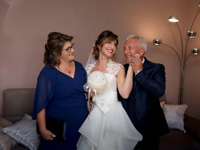 Il matrimonio di Sonia e Riccardo a Fontanarosa, Avellino 32