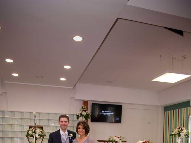 Il matrimonio di Sonia e Riccardo a Fontanarosa, Avellino 34