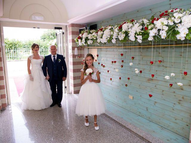 Il matrimonio di Sonia e Riccardo a Fontanarosa, Avellino 37