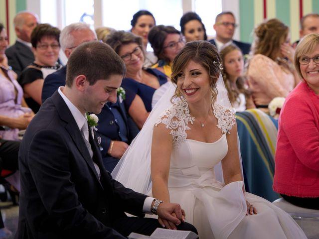 Il matrimonio di Sonia e Riccardo a Fontanarosa, Avellino 39