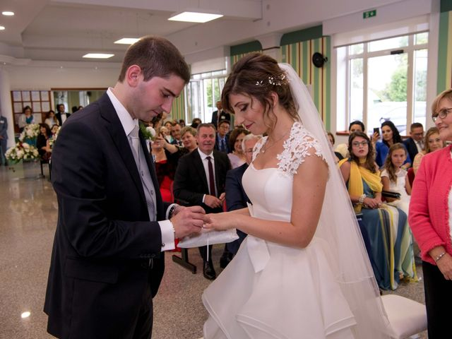 Il matrimonio di Sonia e Riccardo a Fontanarosa, Avellino 41