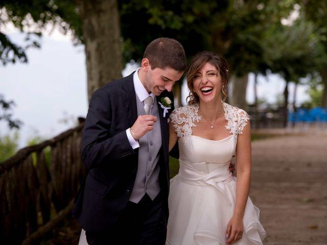 Il matrimonio di Sonia e Riccardo a Fontanarosa, Avellino 47