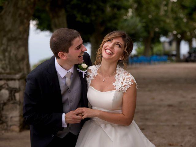 Il matrimonio di Sonia e Riccardo a Fontanarosa, Avellino 49