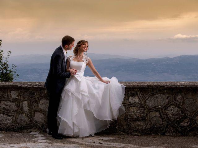Il matrimonio di Sonia e Riccardo a Fontanarosa, Avellino 51