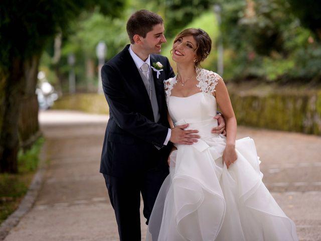 Il matrimonio di Sonia e Riccardo a Fontanarosa, Avellino 53