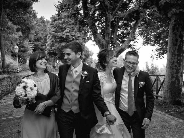 Il matrimonio di Sonia e Riccardo a Fontanarosa, Avellino 59