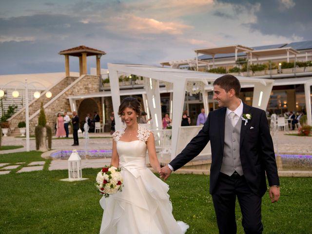 Il matrimonio di Sonia e Riccardo a Fontanarosa, Avellino 61