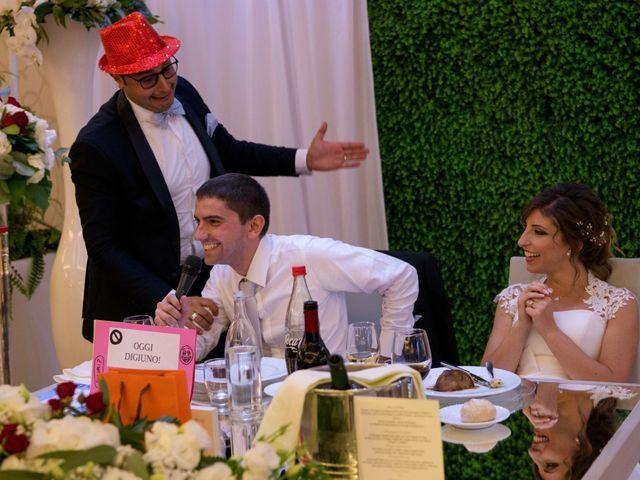 Il matrimonio di Sonia e Riccardo a Fontanarosa, Avellino 68