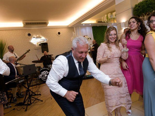 Il matrimonio di Sonia e Riccardo a Fontanarosa, Avellino 74