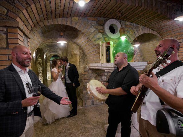 Il matrimonio di Sonia e Riccardo a Fontanarosa, Avellino 78