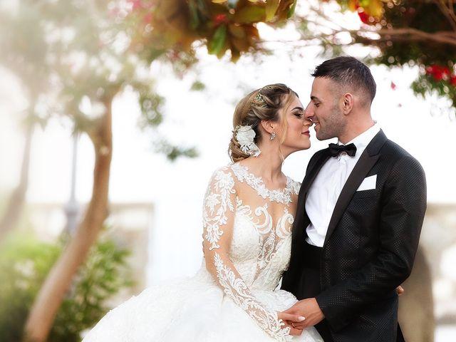 Le nozze di Francesca e Sebastiano