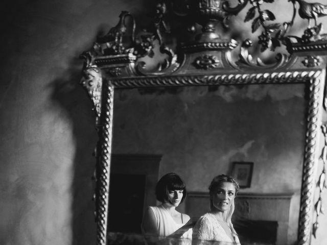 Il matrimonio di Lorenzo e Benedetta a San Casciano in Val di Pesa, Firenze 7
