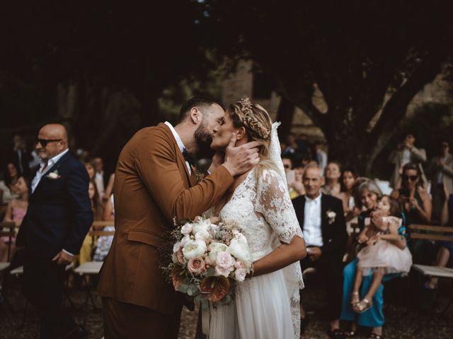 Il matrimonio di Lorenzo e Benedetta a San Casciano in Val di Pesa, Firenze 10