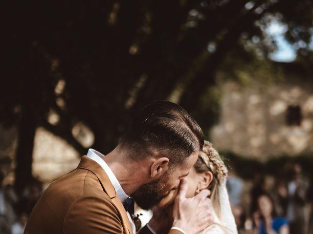 Il matrimonio di Lorenzo e Benedetta a San Casciano in Val di Pesa, Firenze 12