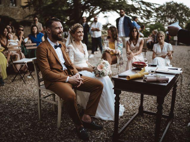 Il matrimonio di Lorenzo e Benedetta a San Casciano in Val di Pesa, Firenze 14