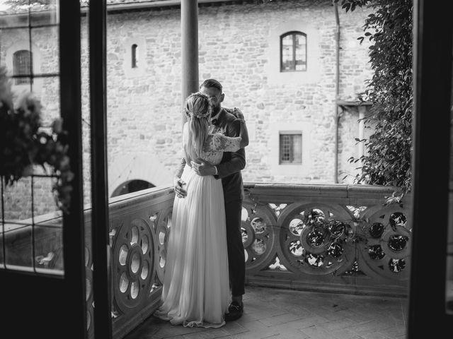 Il matrimonio di Lorenzo e Benedetta a San Casciano in Val di Pesa, Firenze 21