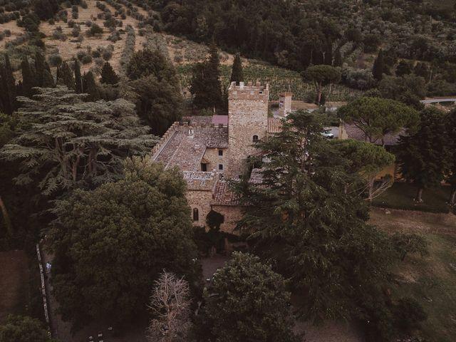 Il matrimonio di Lorenzo e Benedetta a San Casciano in Val di Pesa, Firenze 22