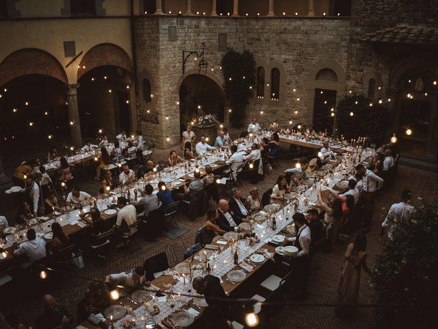 Il matrimonio di Lorenzo e Benedetta a San Casciano in Val di Pesa, Firenze 23