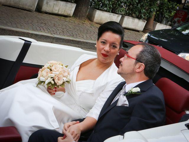 Il matrimonio di Nicola e Anamaria a Cuneo, Cuneo 15