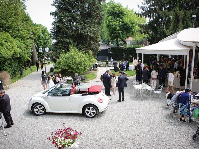 Il matrimonio di Nicola e Anamaria a Cuneo, Cuneo 34