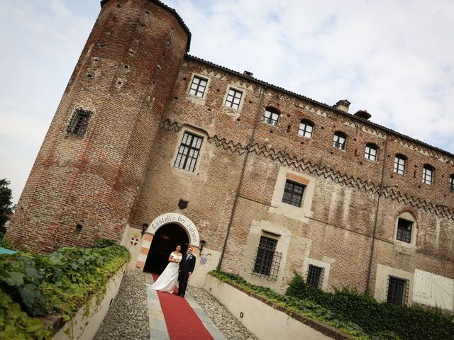 Il matrimonio di Nicola e Anamaria a Cuneo, Cuneo 35