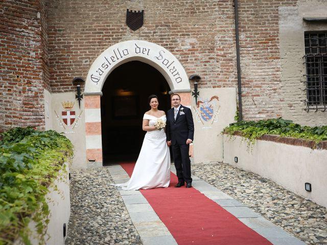 Il matrimonio di Nicola e Anamaria a Cuneo, Cuneo 36
