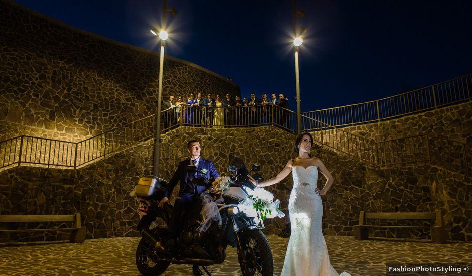 Il matrimonio di Orazio e Cetty a Reggio di Calabria, Reggio Calabria
