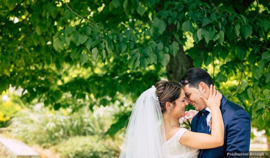 Il matrimonio di Massimiliano e Valentina a Otranto, Lecce