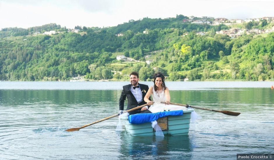 Il matrimonio di Lamberto e Diletta a Pergine Valsugana, Trento