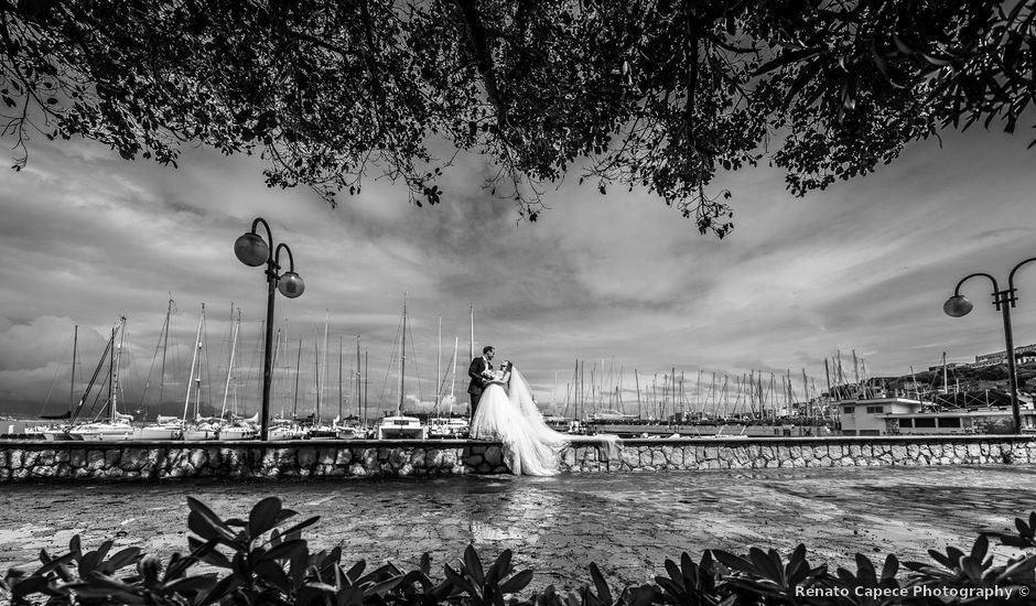 Il matrimonio di Massimiliano e Melania a Gaeta, Latina