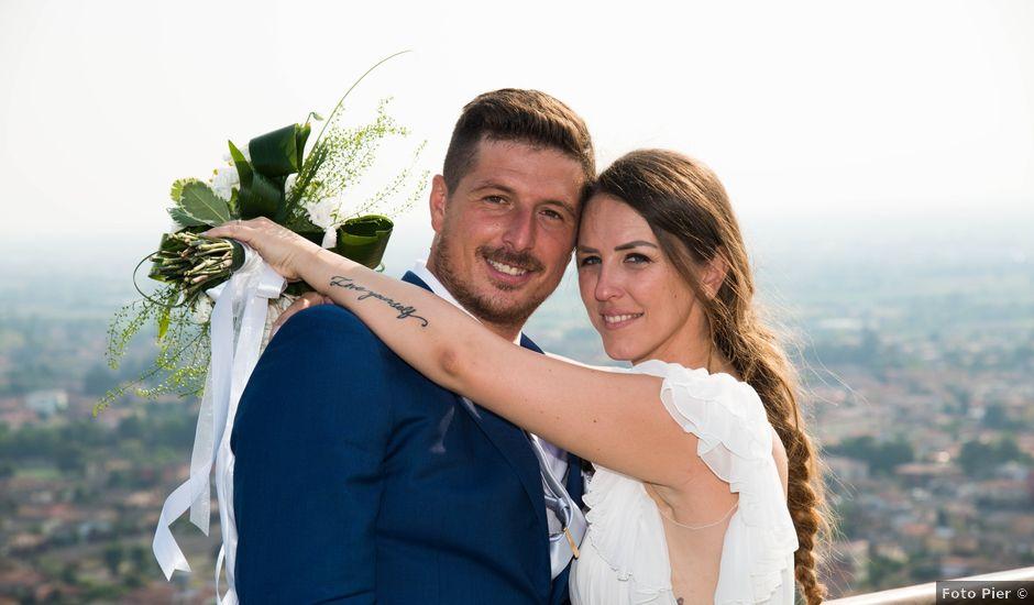 Il matrimonio di Marco e Laura a Rodengo-Saiano, Brescia