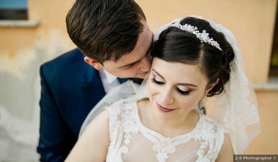 Il matrimonio di Edoardo e Grazia a Tortoreto, Teramo