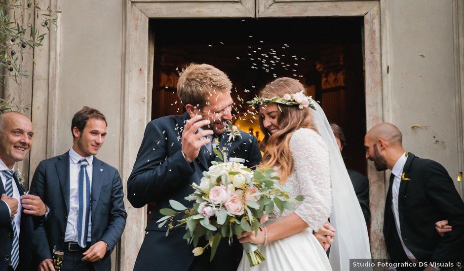 Il matrimonio di Federico e Carola a Como, Como