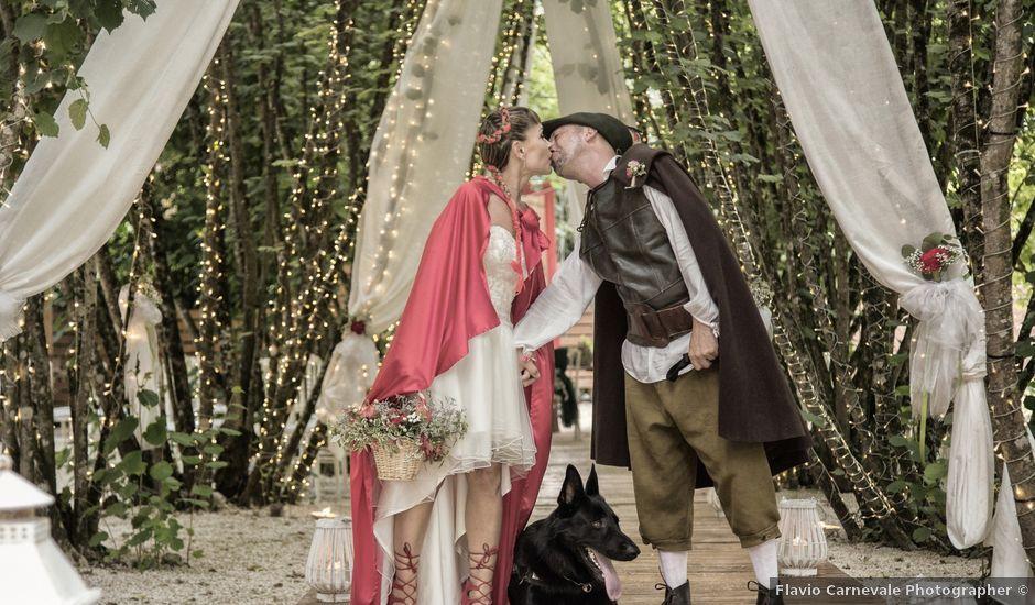 Il matrimonio di Silvia e Stefano a Mentana, Roma