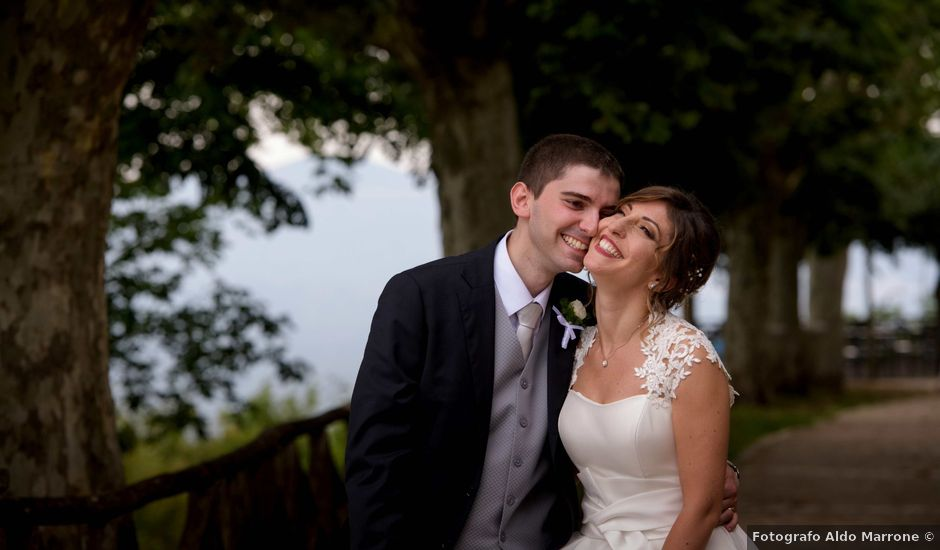 Il matrimonio di Sonia e Riccardo a Fontanarosa, Avellino