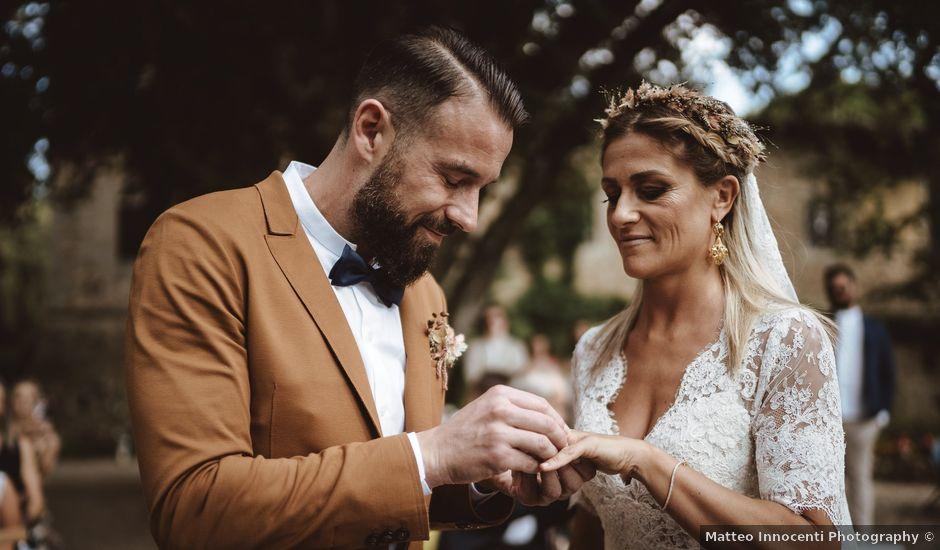 Il matrimonio di Lorenzo e Benedetta a San Casciano in Val di Pesa, Firenze