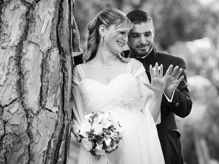 le nozze di Eleonora e Angelo