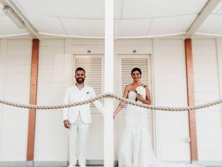 Le nozze di Irene e Massimiliano