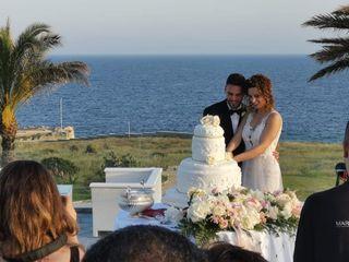 Le nozze di Diletta Schifano e Bruno Petrone